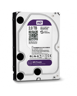 Disco duro Interno WD Purple™ 2 TB