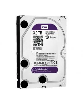 Disco Duro WD Purple Videovigilancia 3 TB