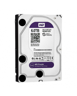 Disco duro Interno WD Purple™ 6 TB