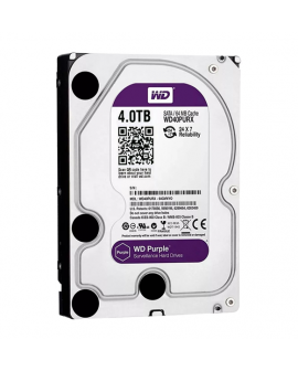 Disco duro Interno WD Purple™ 4 TB