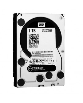 Disco duro Interno WD Black 1 TB