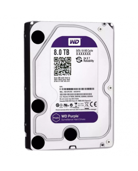 Disco duro Interno WD Purple™ 8 TB